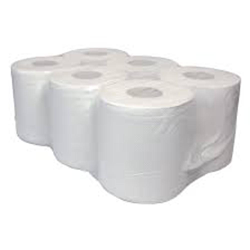 Papierrollen 6x1rol 2 Lgs