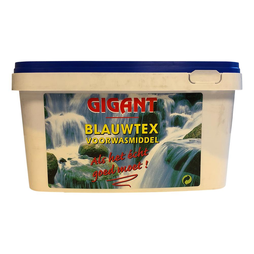 Gigant Blauwtex 3 Kg (voorwas)
