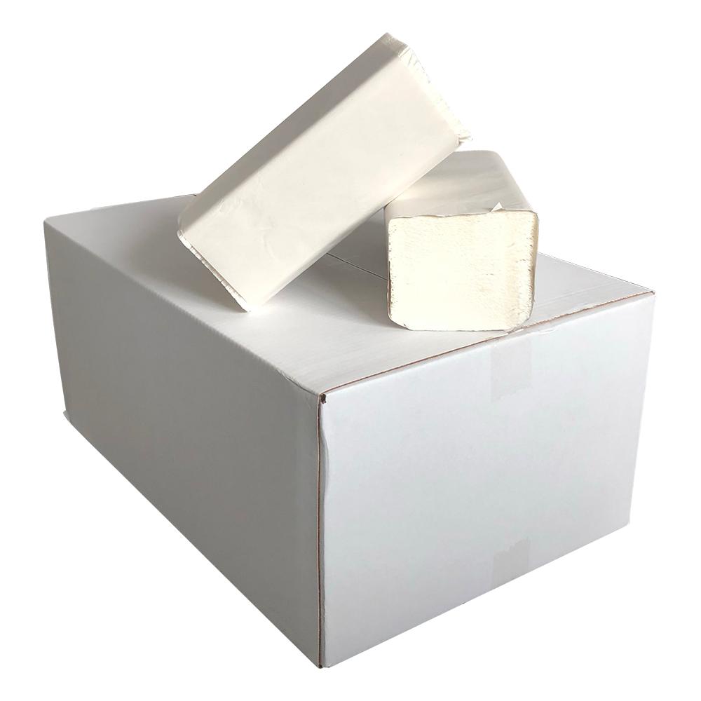 Papieren Handdoekjes 2 Lgs Wit