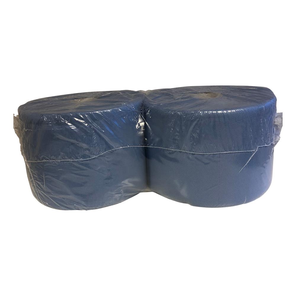 Industrierol Blauw 3lgs 500vel 26cm