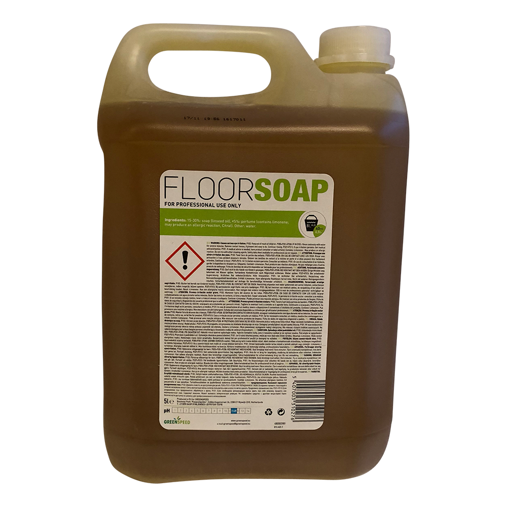 Floor Soap 5 Ltr